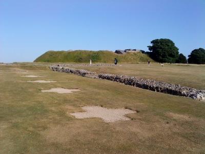 By E.V.Pita (2013) Old Sarum, neolithic and Roman fort (Salisbury, UK) / Por E.V.Pita (2013) : Old Sarum, un fuerte neolítico y romano en Salisbury (Reino Unido)